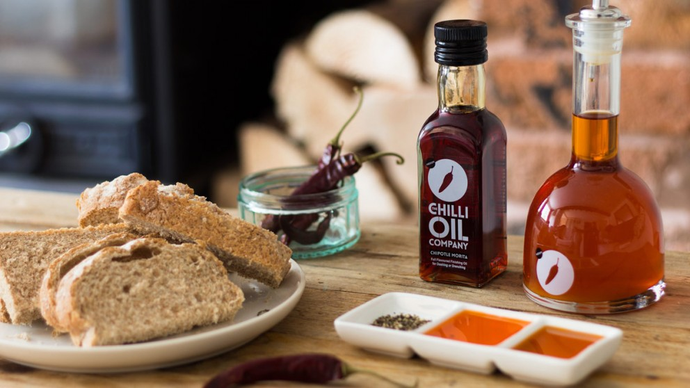The Chilli Oil Company - Product Shot