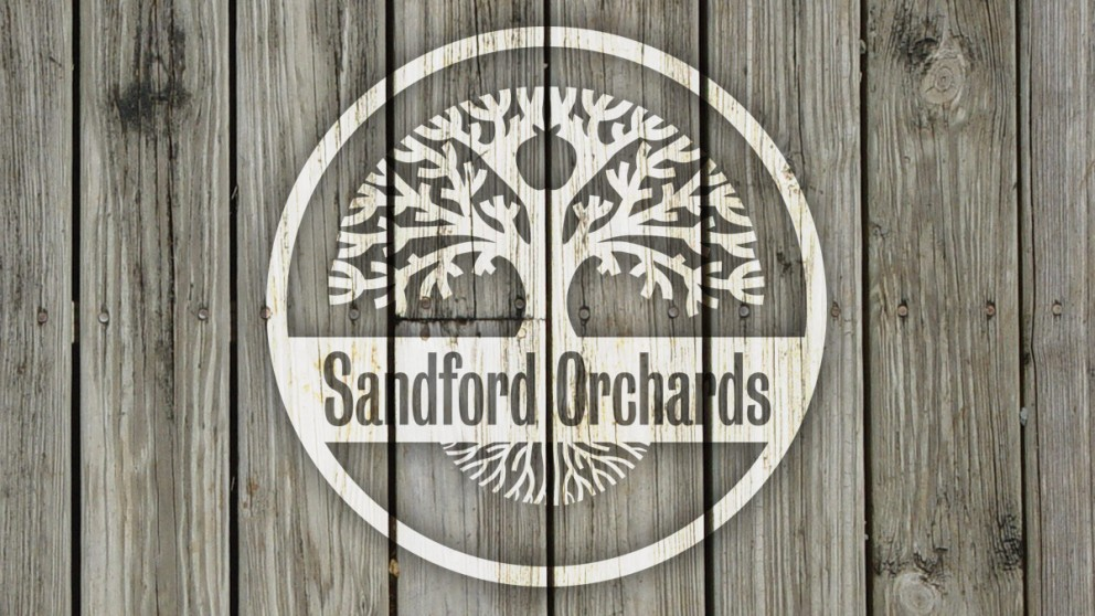 Sandford Orchards - Logo